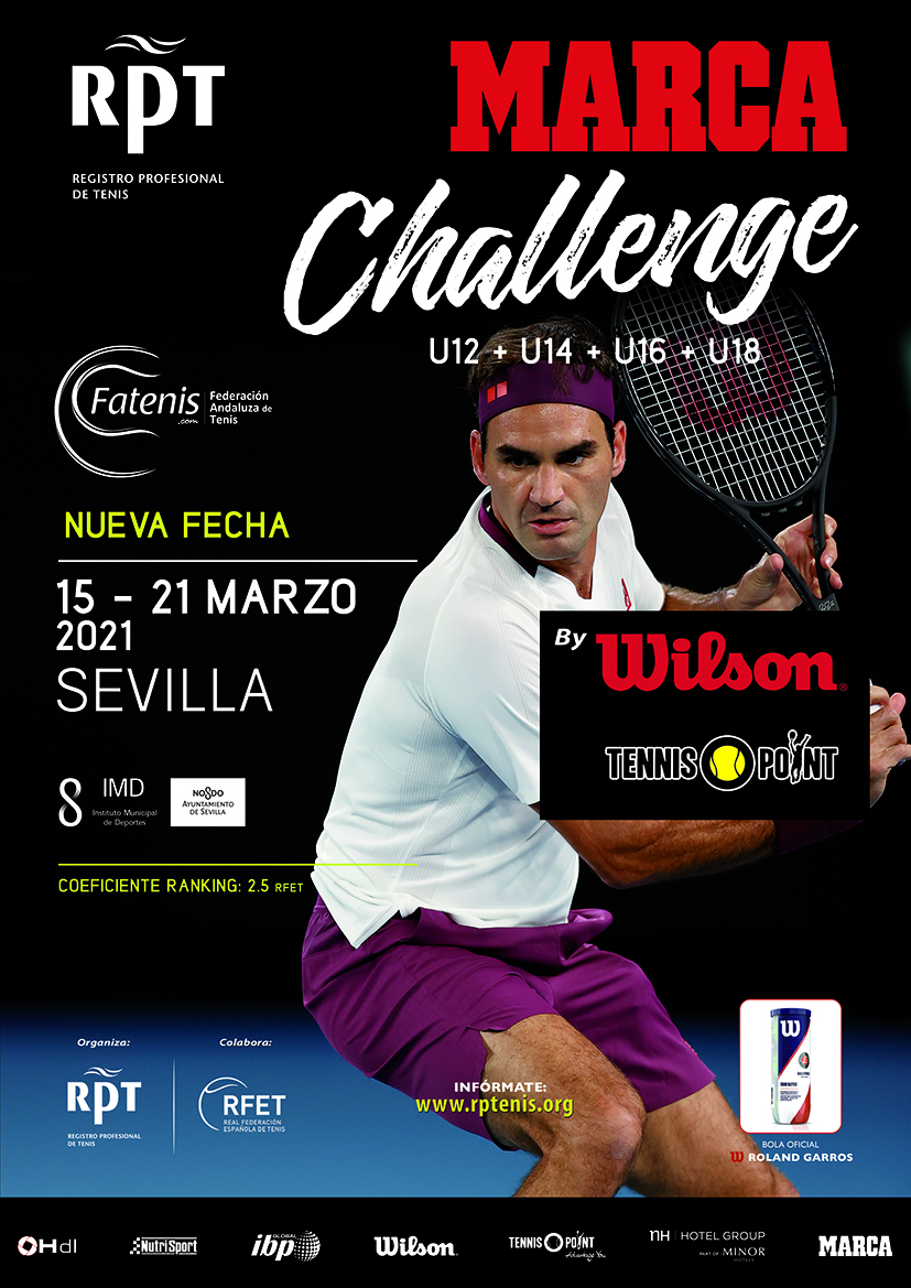 CIRCUITO NACIONAL RPT MARCA CHALLENGE By WILSON | TENNIS POINT